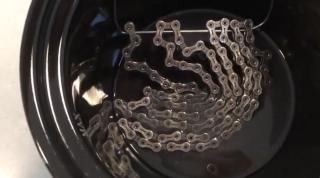 How To Wax Your Bike Chain